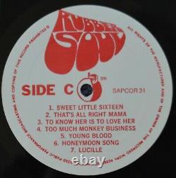 Beatles A Knights Hard Jour 2lp Sapcor Rec-non Tmoq-used- Cover Vg+ Vinyle Ex/nm-