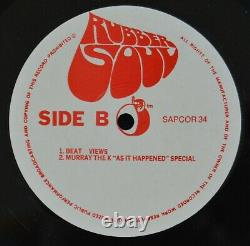 Beatles Rabbi Saul 1lp Sapcor Rec-non Tmoq-used- Couverture Vg+ Vinyle Ex/nm-