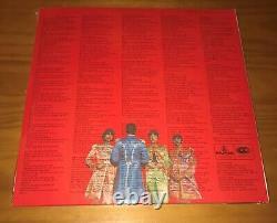Beatles Sgt Pepper 50th Anniversary Vinyl Album 2 Lp Record Set 33 Nouveau Scellé