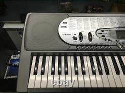 Casio Ctk 574 Touchez Un Clavier Personnel Sensible Instrument De Musique Piano