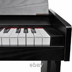 Débutant 88 Keys Classic Electronic Digital Piano Music Stand Claviers Exercice