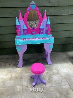 Disney Little Sirène Clavier Vanity Piano Musical Lumineux Parlé D'ariel