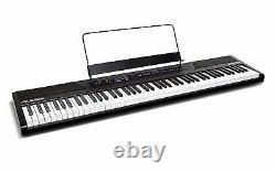 Electronic Keyboards Musical Pianos Recital 88 Touches Semi-pondérées Pleine Grandeur