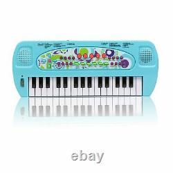 Electronic Musical Kids Piano Clavier Pour Enfants Garçons Filles Jouet Éducatif