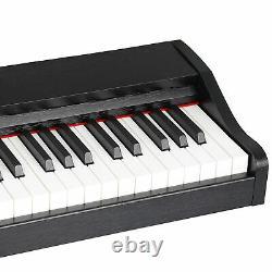 Electronique 88 Clés Clavier Numérique Piano Avec Pied De Pédale De Musique Stand Formation
