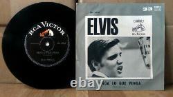 Elvis Argentina Cartas De Amor 1966 Different Compact 33 Tours Ps Simple Ex! Roche
