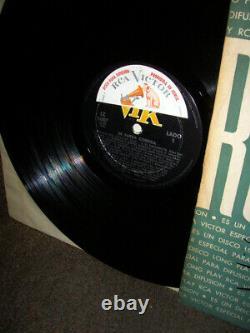 Elvis Argentina Seulement Rare De Farra Corrida 1958 Promo Lp Promo Cover Rock'n'roll