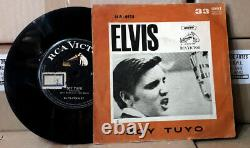 Elvis Argentina Un Camino Largo 1966 Compact 33 Different Ps Long Lonely Highway