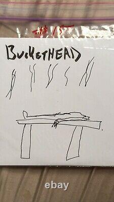 Entières Bucketheadland Pike Collection Buckethead