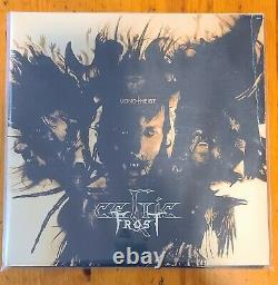 Frost Celtique Monothest 2006 Signed Oop Orig Vinyl 2lp Clep Mint Darkthrone