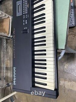 General Music Gem Pro 1 Real Piano Digital Keyboard As Is