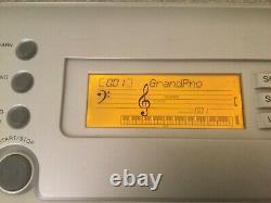 Instrument De Musique De Piano À Clavier Yamaha Ypt300 De Travail Avec Support De Stand Et De Musique
