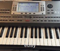 Korg Pa60 Arrangeur Professionnel Clavier Piano De Musique