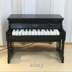 Korg Piano Minuscule Jouet Réel 25key Clavier Noir Numérique Petit Jouet Pour Enfants Musique Mini