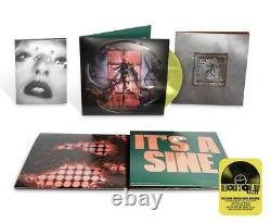 Lady Gaga Chromatica Rsd 2021 Ltd Trifold Translucent Yellow Vinyl Lp Scelled