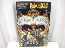Michael Jackson Dangerous Easy Electronic Keyboard Music 298 Piano Music Book