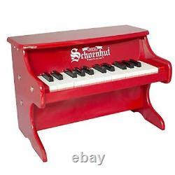 Mon Premier Piano II 25 Clés Mini Clavier Piano Toddler Musical Red