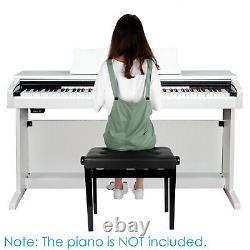 Neewer Nw-009 Banc À Clavier En Piano Rembourré De Luxe Réglable
