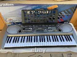Nouveau Clavier Yamaha Ez-250i Portatone Piano Brand New In Box W Titulaire N Livres