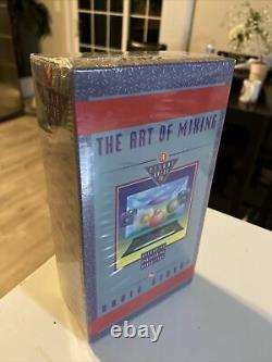 Nouveau Scellé! L'art De Mélange (2 Cassettes Vidéo) De David Gibson 1999 Rare Vhtf