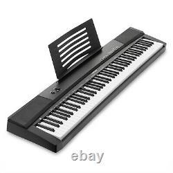 Piano De Musique Numérique Portable À Clavier Électronique À 88 Touches
