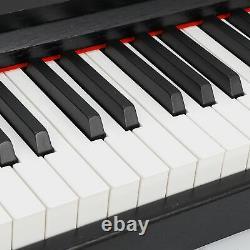 Piano Électronique De Clavier De 88 Touches Avec La Pratique De Stand De Musique De Pédale De Pied À L'intérieur