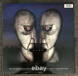 Pink Floyd Lp La Division Bell Blue Vinyl 1994 C 64200 Nm- Nice