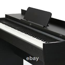 Pro 88 Clé LCD Électrique Numérique Piano 3 Pedal Music Keyboard Pleine Taille Poids