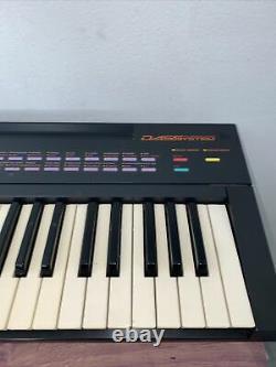 Rare Yamaha Psr-8 Keyboard Music Production 49 Key Piano Fabriqué Au Japon
