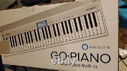 Roland Gopiano Clavier De Création Musicale 61 Clés Avec Alexa Intégré Go-61p-a