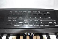 Roland Xp-10 Clavier De Piano Électrique Ac Adaptateur Instrument De Musique Noir Utilisé