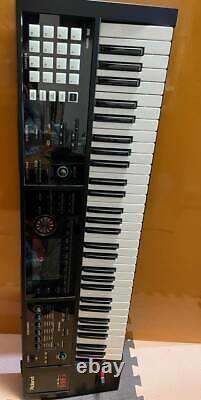 Rolandsynthesizer Clavier Numérique Piano Working Music Workstation Fedex