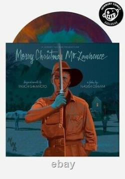 Ryuichi Sakamoto Joyeux Noël M. Lawrence Newbury Colored Vinyl Lp 300 Seulement