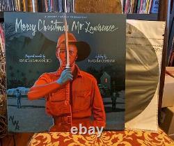 Ryuichi Sakamoto Joyeux Noël M. Lawrence, Nwr Milan, Vinyl Lp, 2016