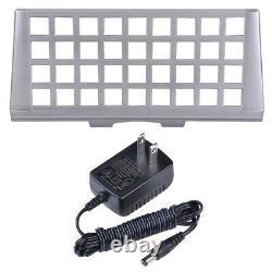 Silver 61 Key LCD Display Clavier Électronique Musique De Piano Électrique Numérique