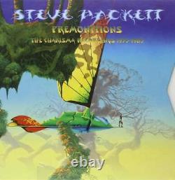 Steve Hackett-prémonitions The Charisma Recordings CD Box Set, Cd+dvd Nouveau