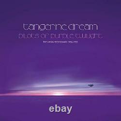 Tangerine Dream Pilots Of Purple Twilight The Virgin Recordings 19 (nouveau 10cd)