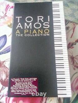 Tori Amos/ A Pianola Collection/ 5x Cd/remastered/ Non-keyboard Version/ Mint
