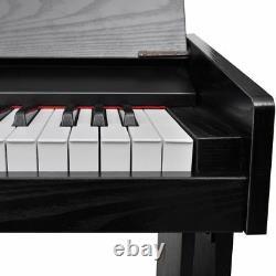USA Classic Electronic Piano Numérique Avec 88 Clés Et Support De Musique