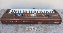 Vintage Casio Casiotone 403 Instrument De Musique Électronique Piano Clavier
