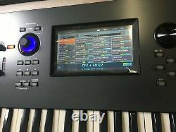 Yamaha Montage 6 Synthétiseur Musical 61 Clavier Clé /piano Mint //armens//