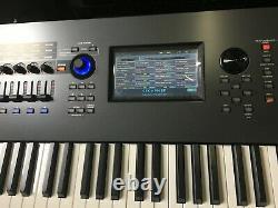 Yamaha Montage 8 Synthétiseur De Musique 88 Clavier À Clé Pondéré /piano //armens//