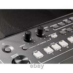 Yamaha Piano Clavier Électronique 61 Clés Avec Musique 930 Tons Psr-s670 Nouveau F/s