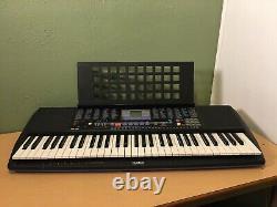 Yamaha Psr-190 Clavier Pour Piano À 61 Clés Avec Le Repos Et Le Cordon De Puissance De La Musique