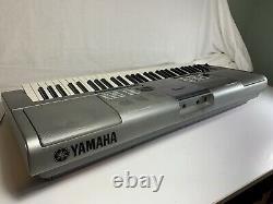 Yamaha Ypt-400 Clavier Portable Piano Instrument De Musique